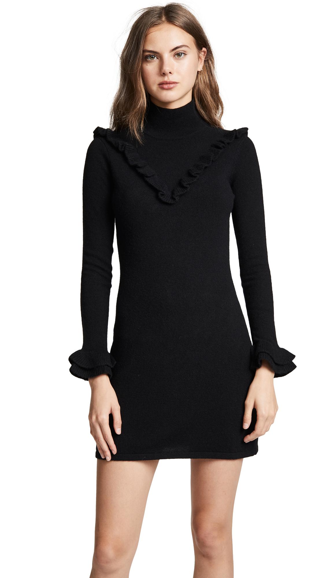 Rebecca Minkoff Dulcie Dress In Black