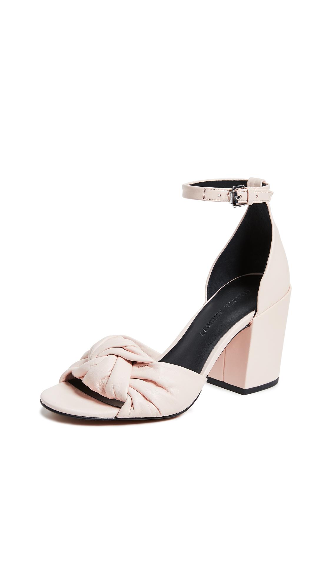 Rebecca Minkoff Capriana DOrsay Sandals - Puff