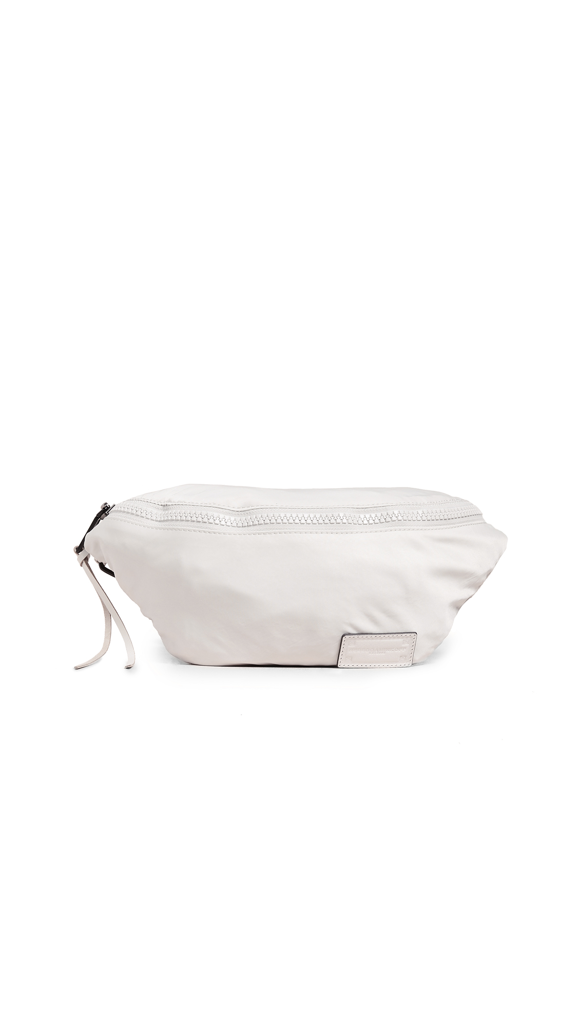 Nylon Belt Bag, Bone
