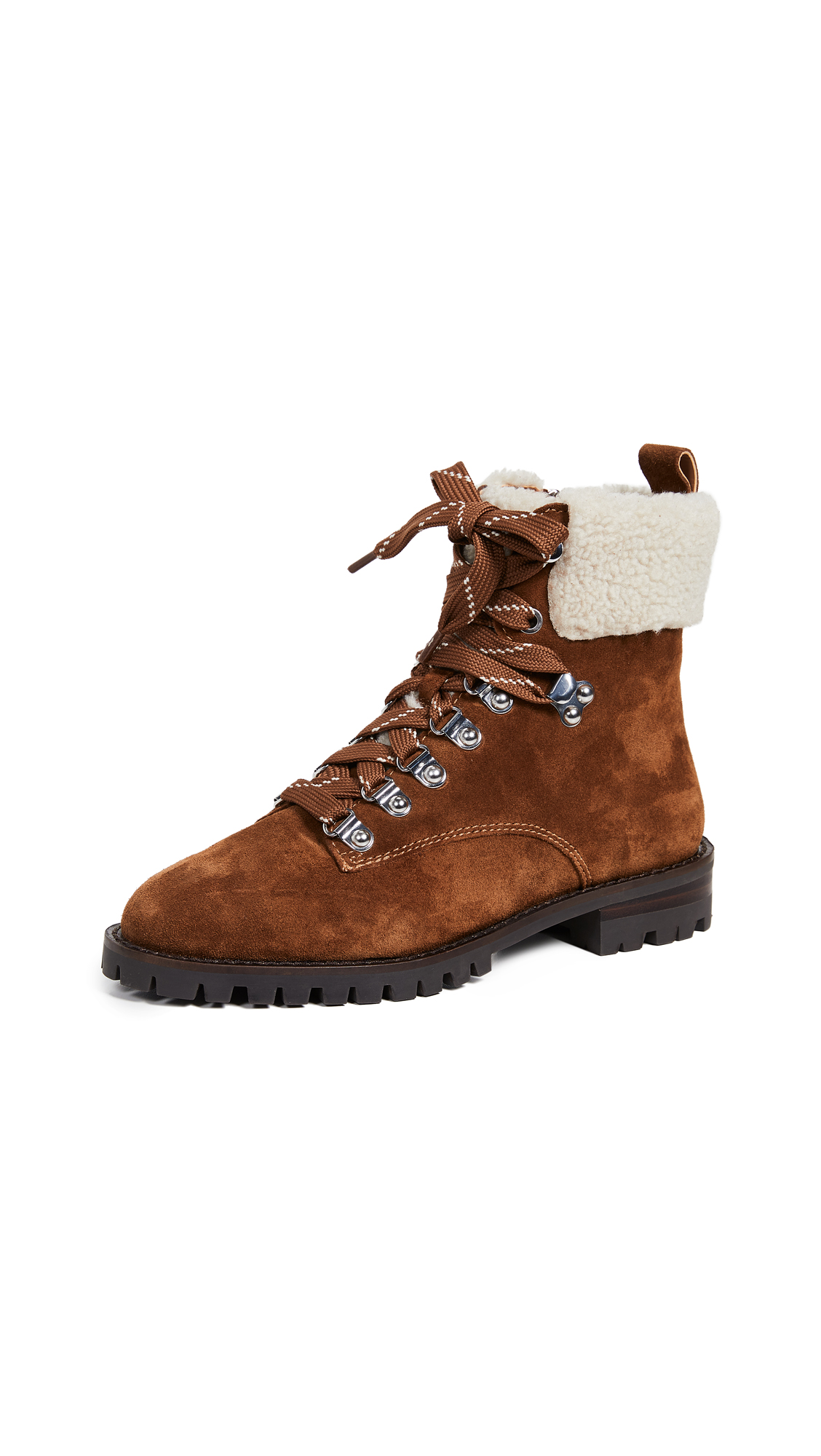 Rebecca Minkoff Jaylin Boots - Saddle