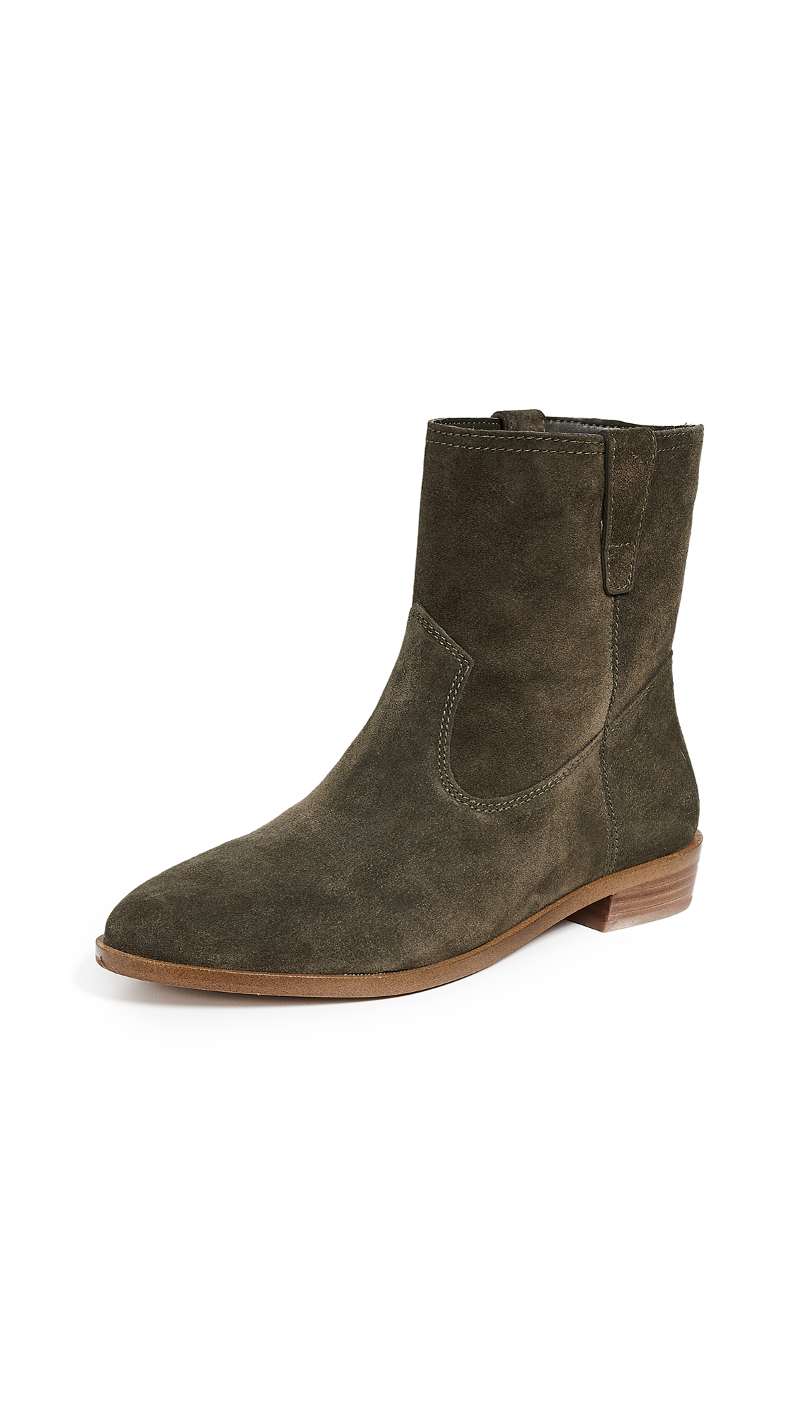 Rebecca Minkoff Chasidy Boots - Olive