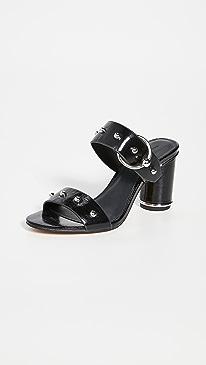 9928958d15b20 Rebecca Minkoff. Amalthea Double Strap Sandals