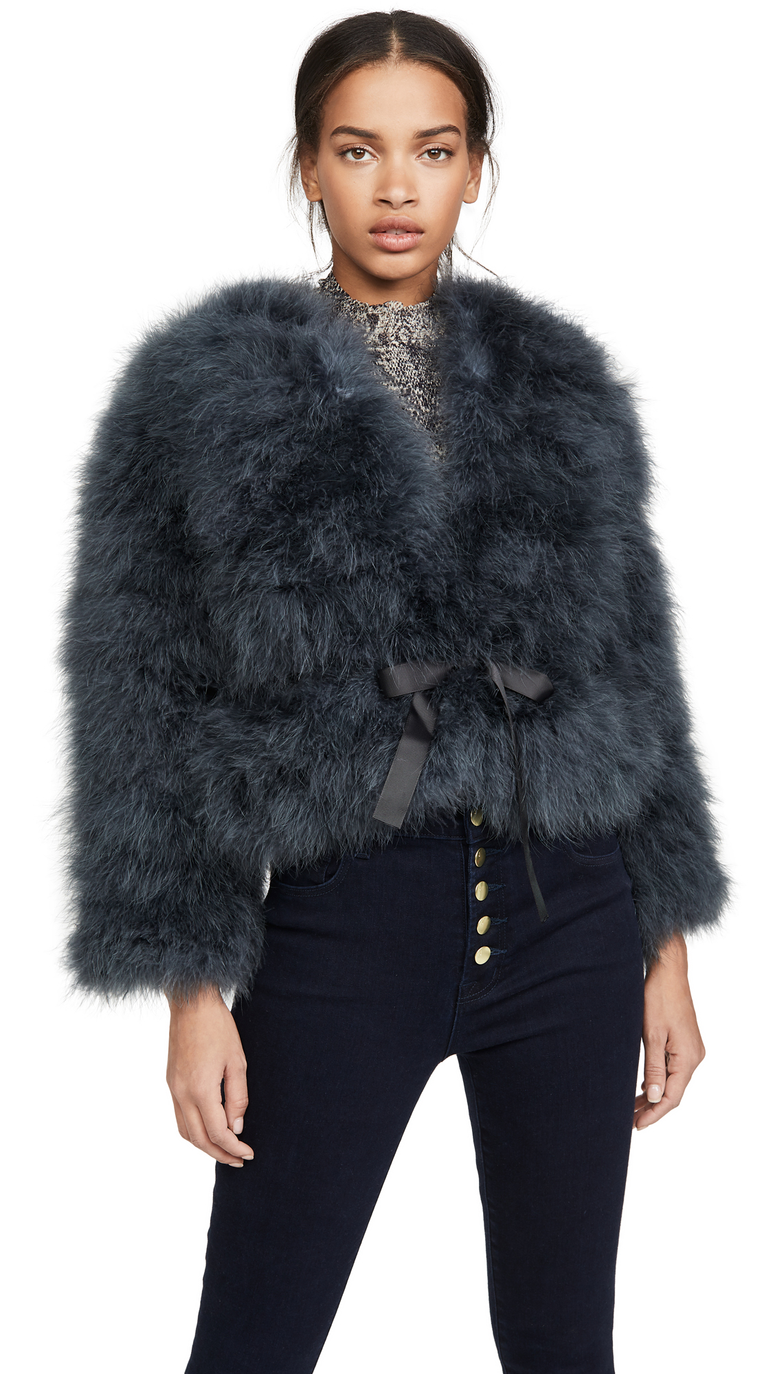 Buy Rebecca Minkoff online - photo of Rebecca Minkoff Harper Jacket