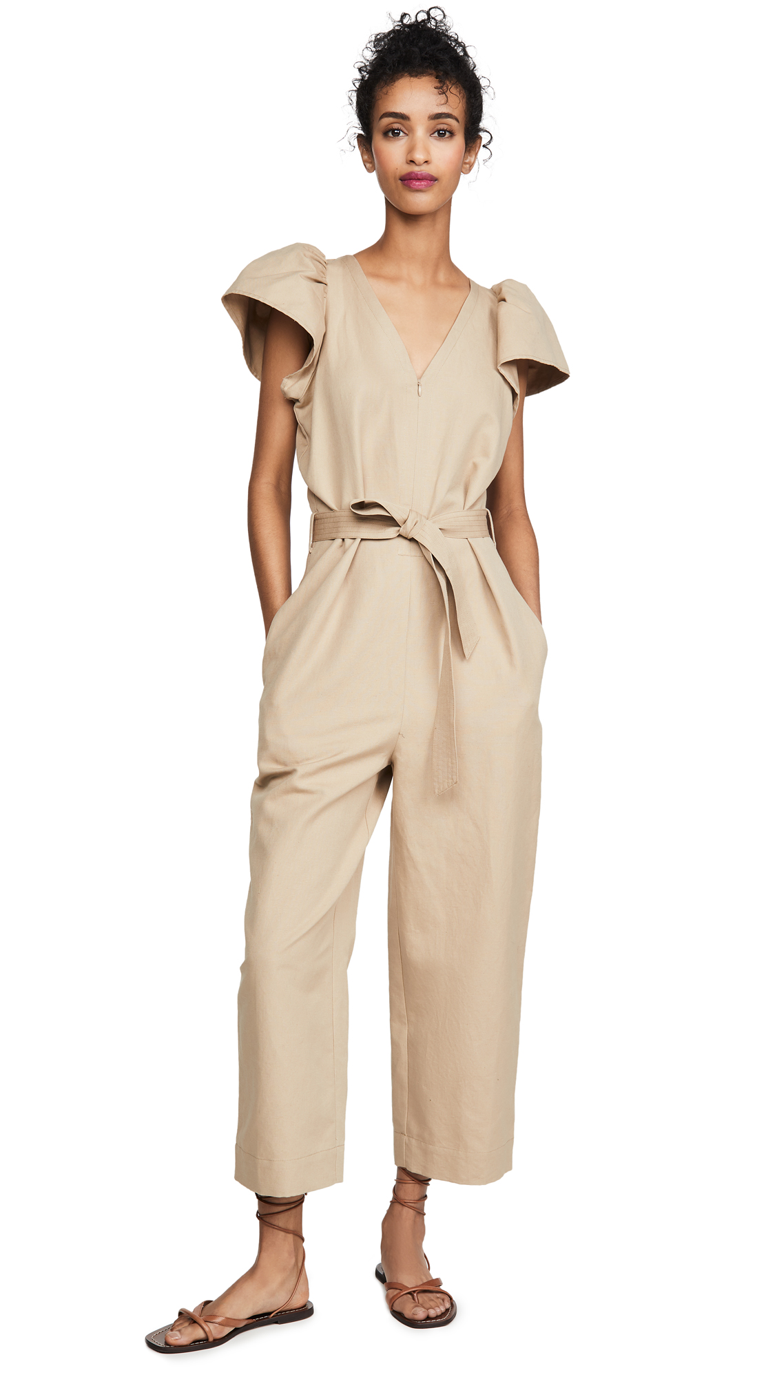 Buy Rebecca Minkoff online - photo of Rebecca Minkoff Zina Jumpsuit
