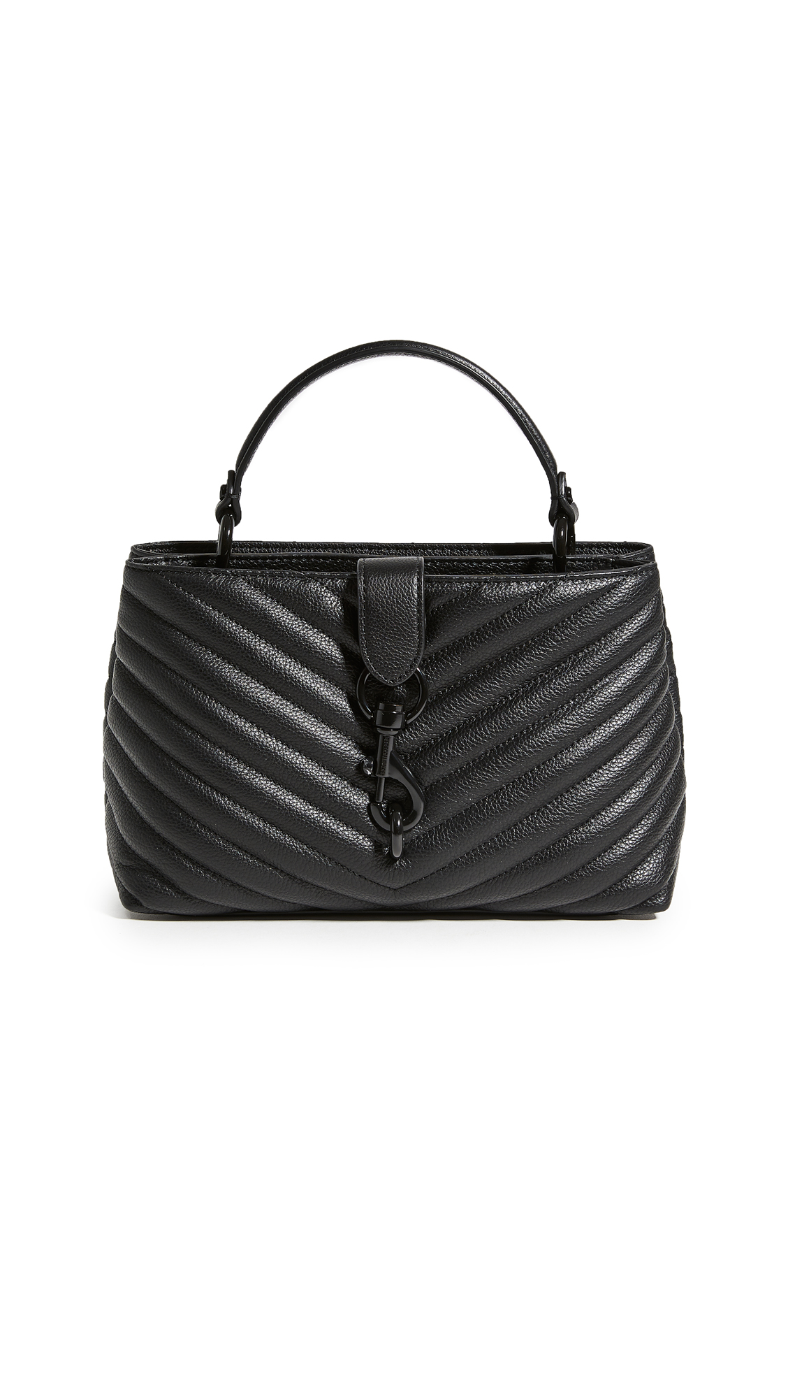 Rebecca Minkoff EDIE TOP HANDLE SATCHEL