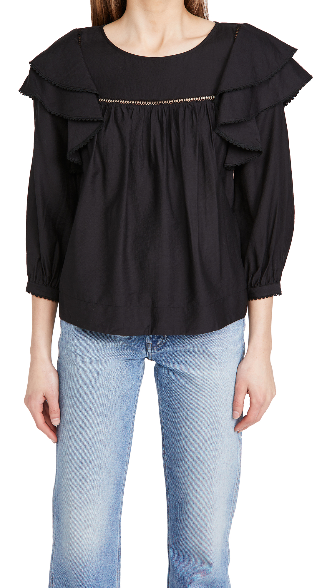 Rebecca Minkoff WILLOW TOP