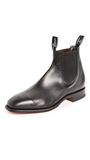 R.M. Williams Classic RM Leather Chelsea Boots