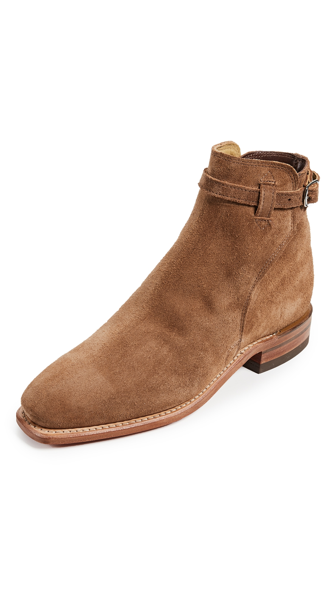 Flat Heel Boots - Saddle R.M. Williams CpRSIycH