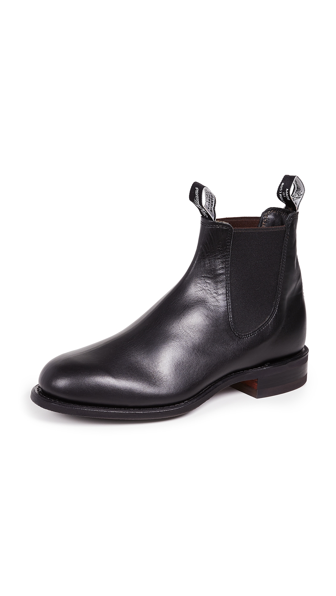 R.M.WILLIAMS COMFORT TURNOUT BOOTS