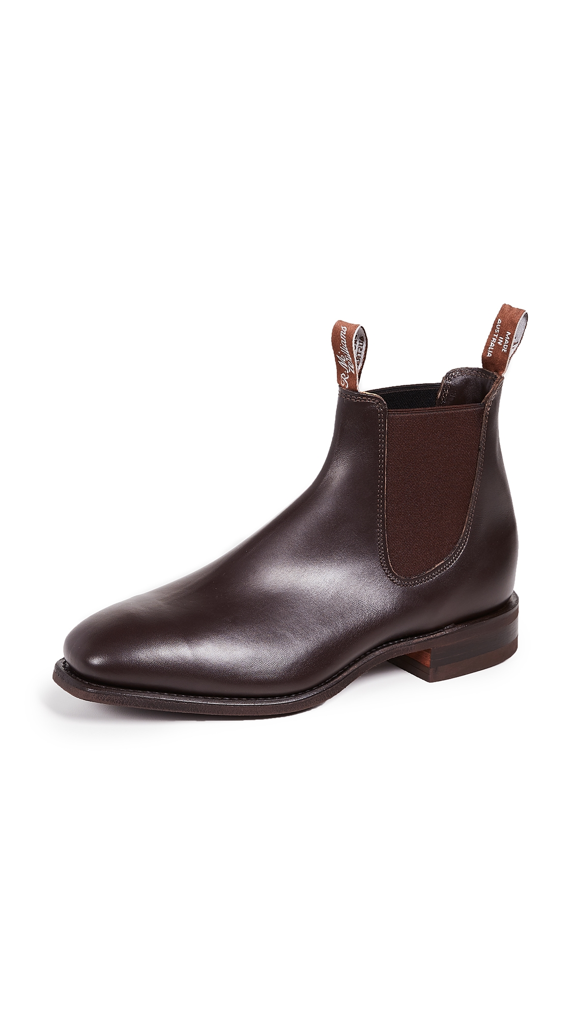 R.M.WILLIAMS COMFORT RM BOOTS