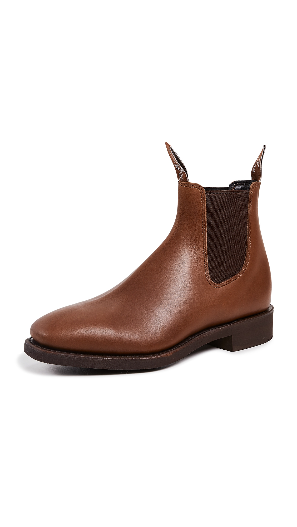 R.M.WILLIAMS Lachlan Boots in Brown