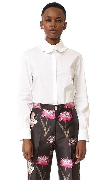 Rochas Блуза с длинными рукавами
