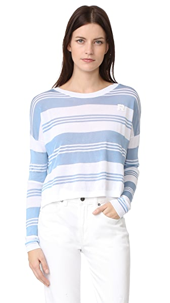 Rochas Striped Sweater