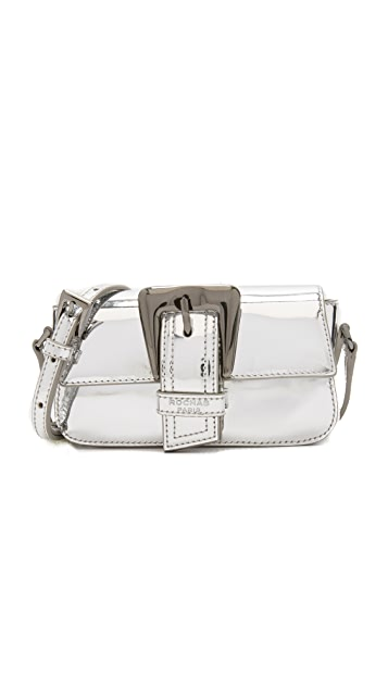 Rochas Leather Cross Body Bag