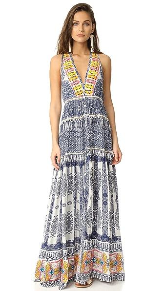 ROCOCO SAND Calypso Long Dress