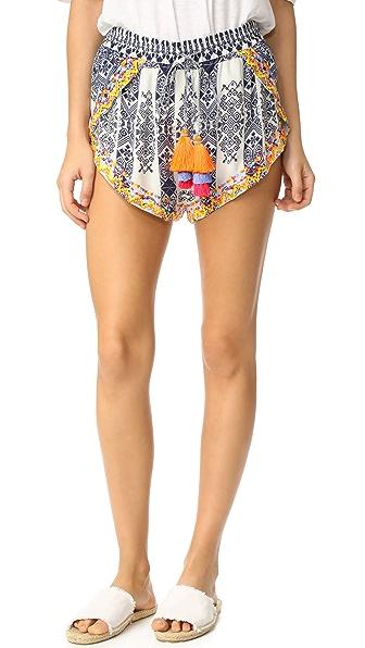 ROCOCO SAND Calypso Shorts - Blue