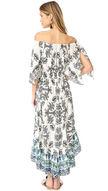 ROCOCO SAND Pixels Concept Dress