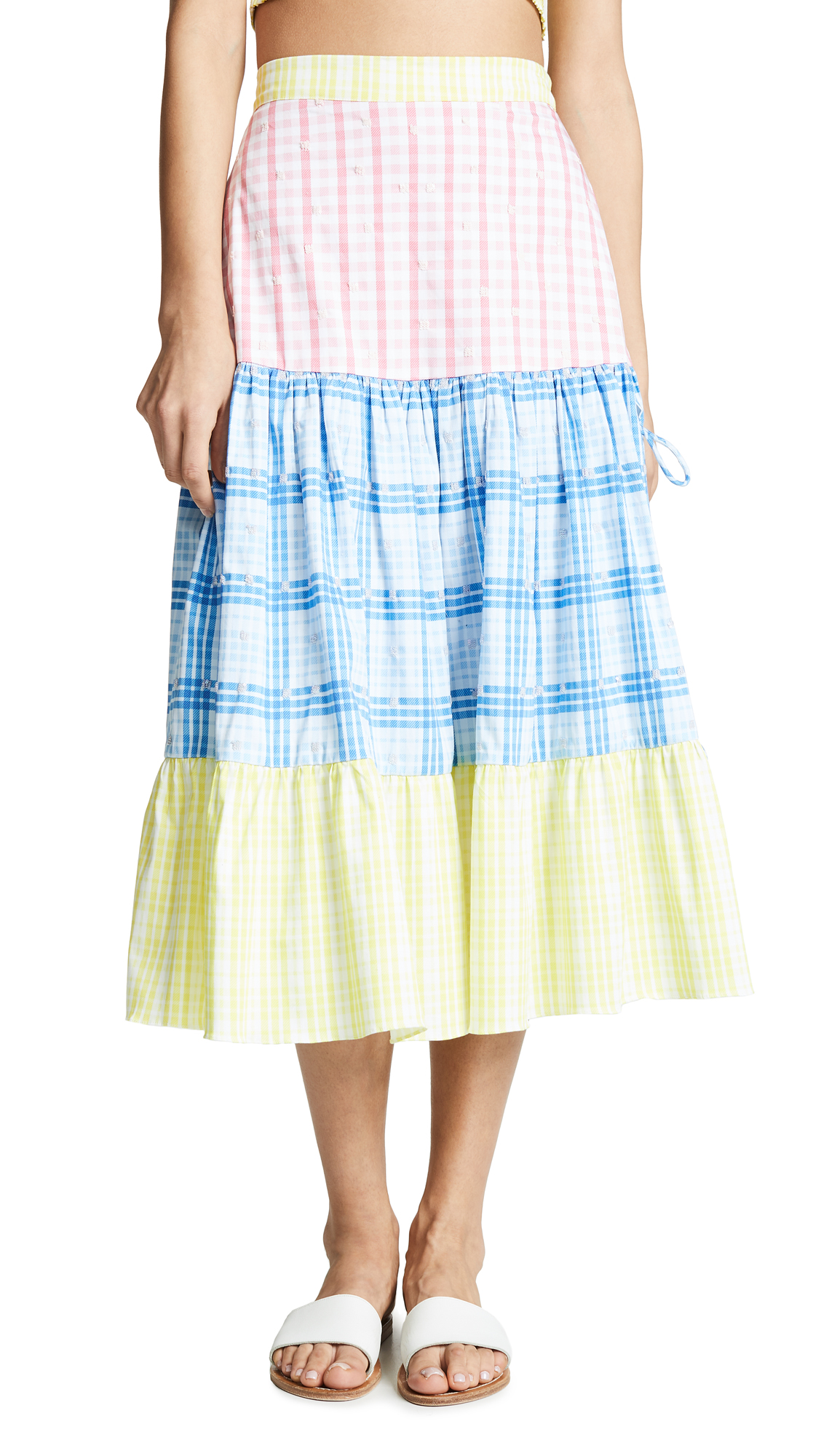 ROCOCO SAND Camelia Skirt in Multi