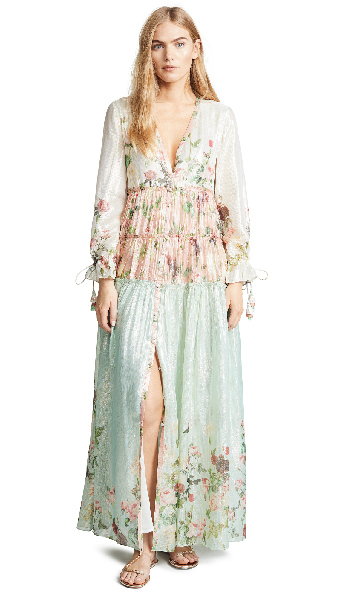 ROCOCO SAND Nalani Dress in Multi