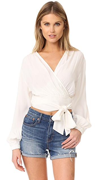 Roe + May Dylan Tie Top