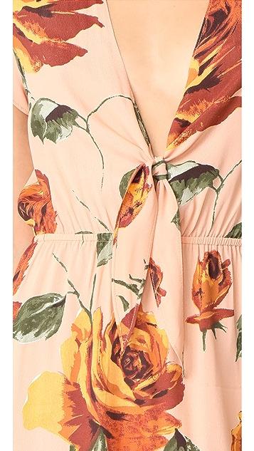 Roe + May Saz Mini Dress