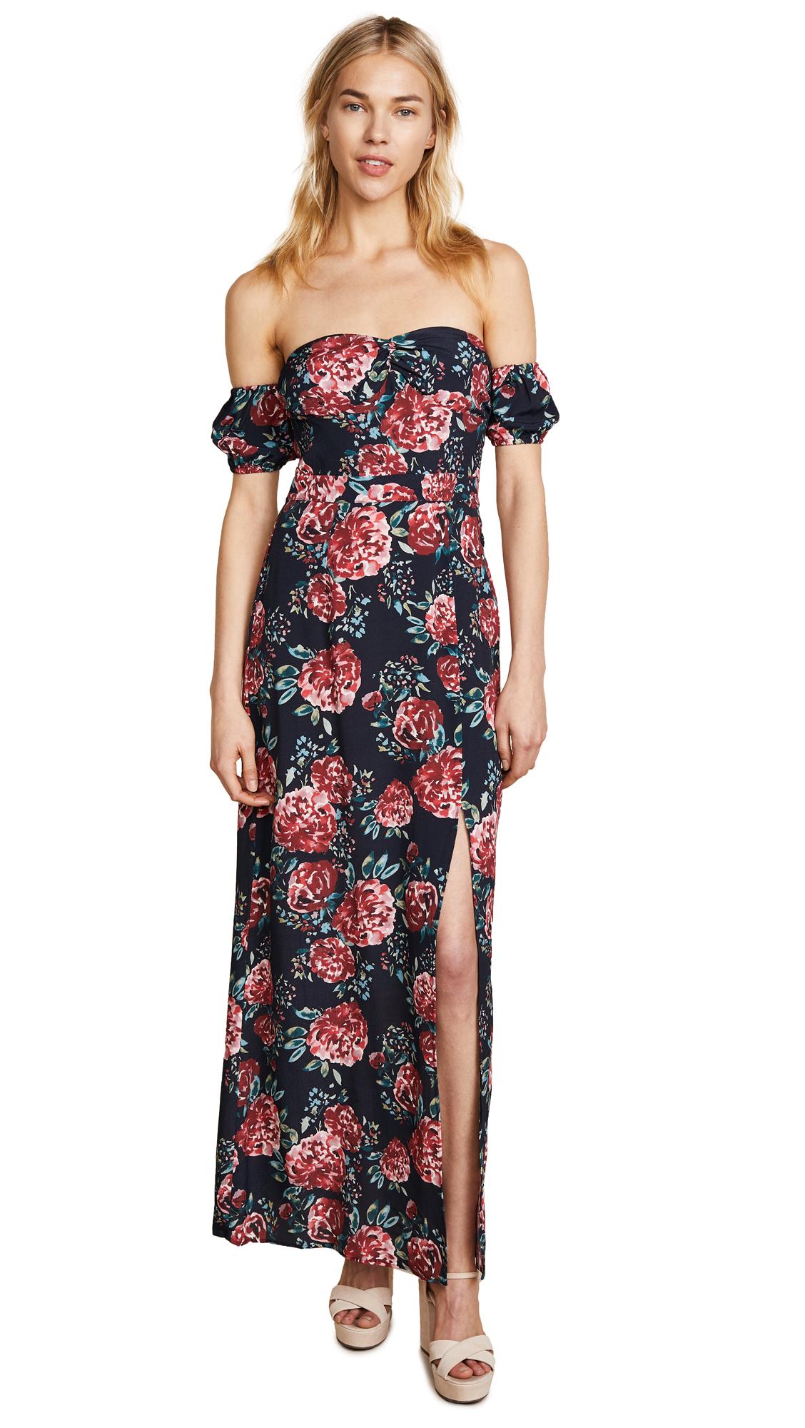 Roe + May Grace Maxi Dress