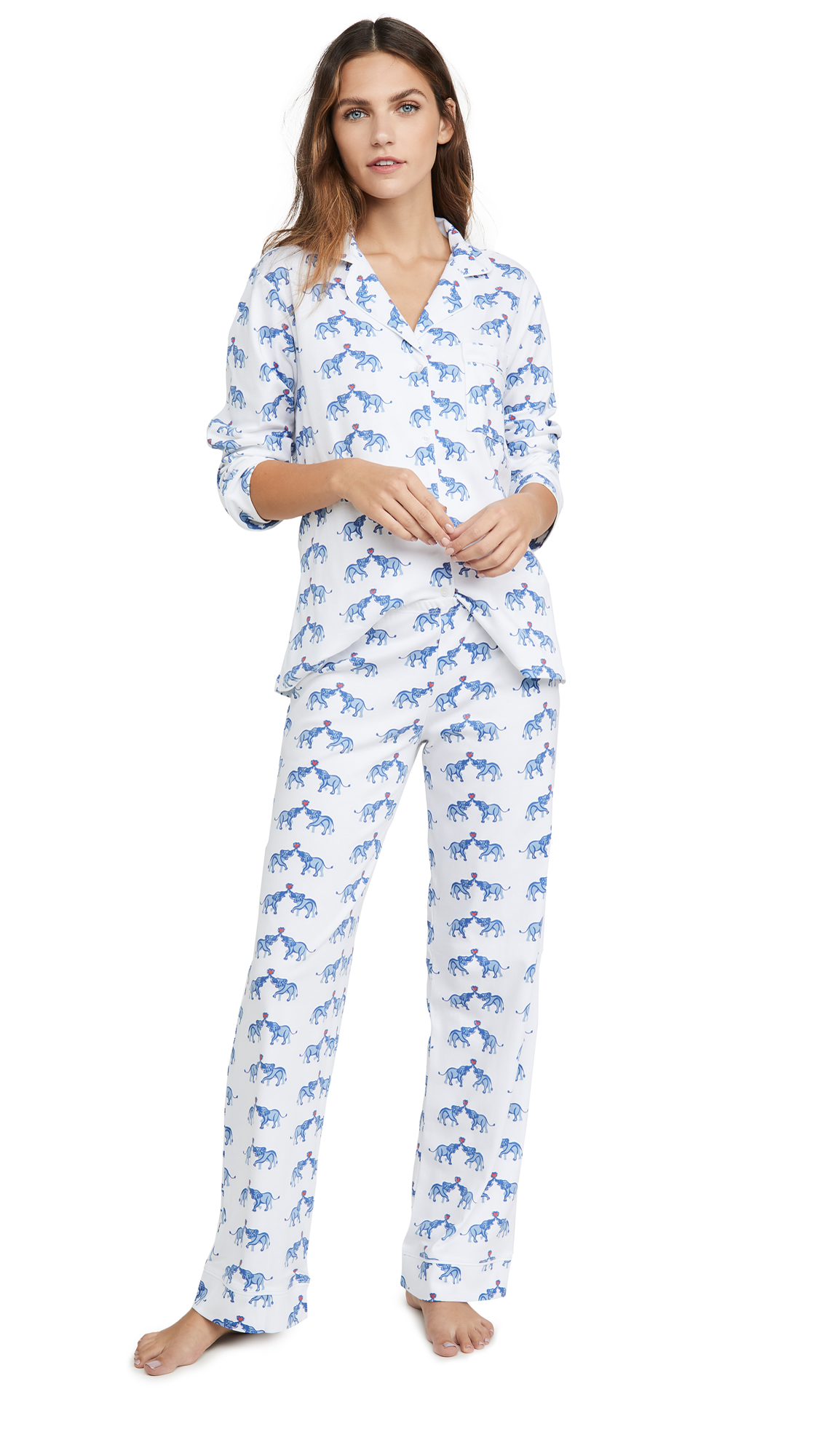 Buy Ro's Garden online - photo of Ro's Garden Carmen Pajama Set