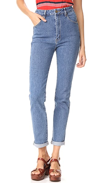 Rolla's Dusters Jeans In Comfort Stone