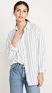 Rolla's 休闲条纹衬衫