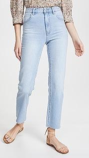 Rolla's Original 直筒牛仔裤
