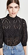 Rolla's Stephanie 蕾丝女式衬衫