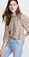Rolla's Stephanie Coast 花卉女式衬衫