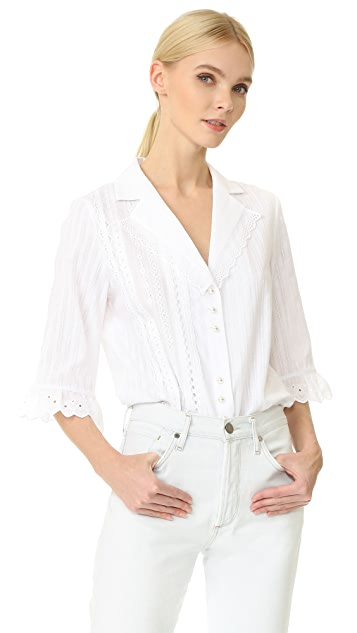 Romanchic Romantist Blouse