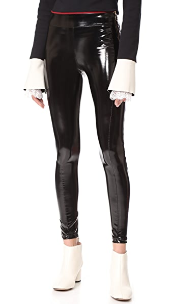 Romanchic Second Skin Leggings - Black