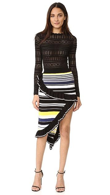Ronny Kobo Juno Knit Skirt