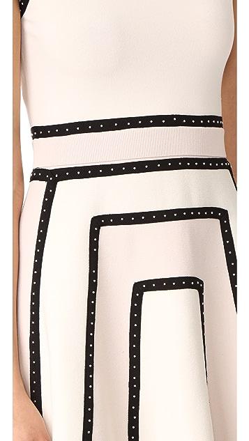 Ronny Kobo Mahira Knit Dress