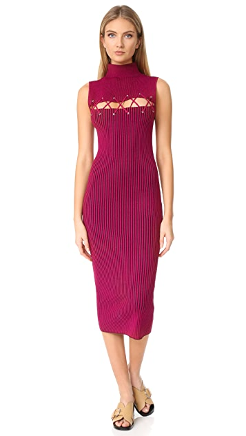 Ronny Kobo Jerica Knit Dress