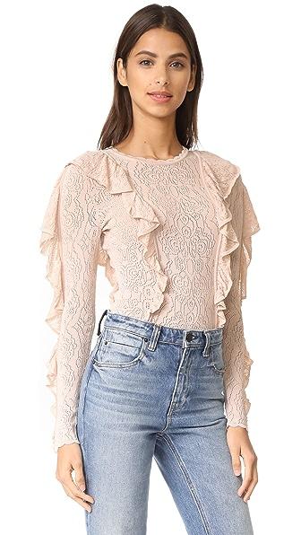 Ronny Kobo Maaria Knit Bodysuit
