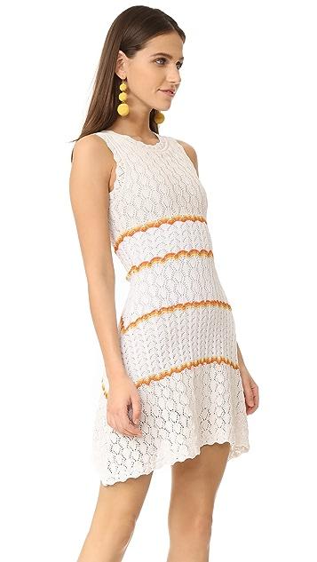 Ronny Kobo Caroline Knit Dress