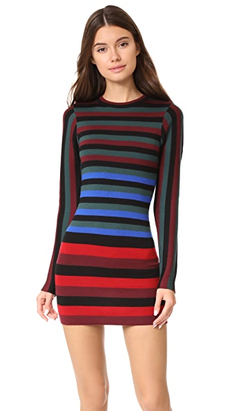 Ronny Kobo Lorena Dress - Milano Stripe
