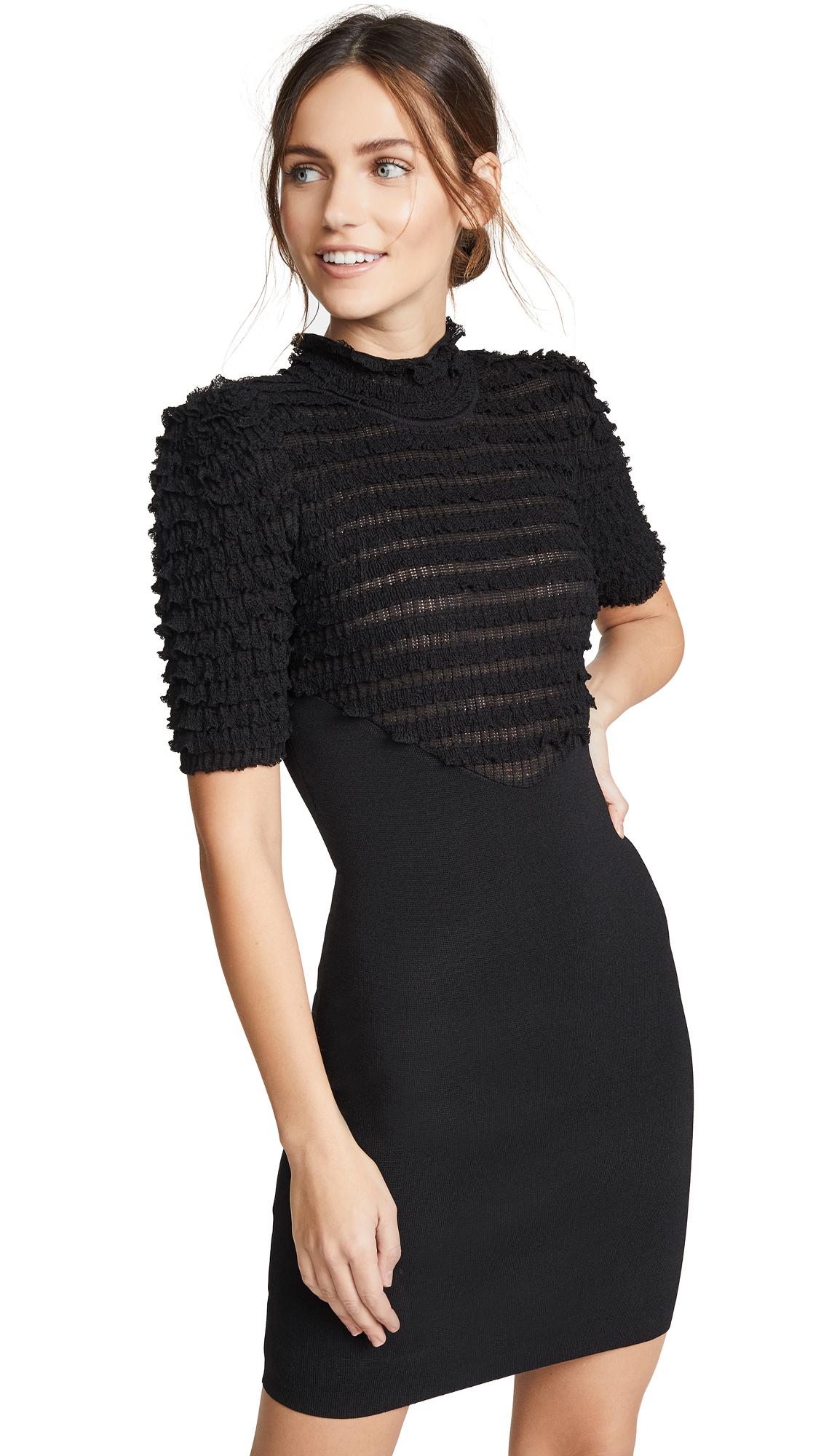 Ronny Kobo Dassah Dress - Black