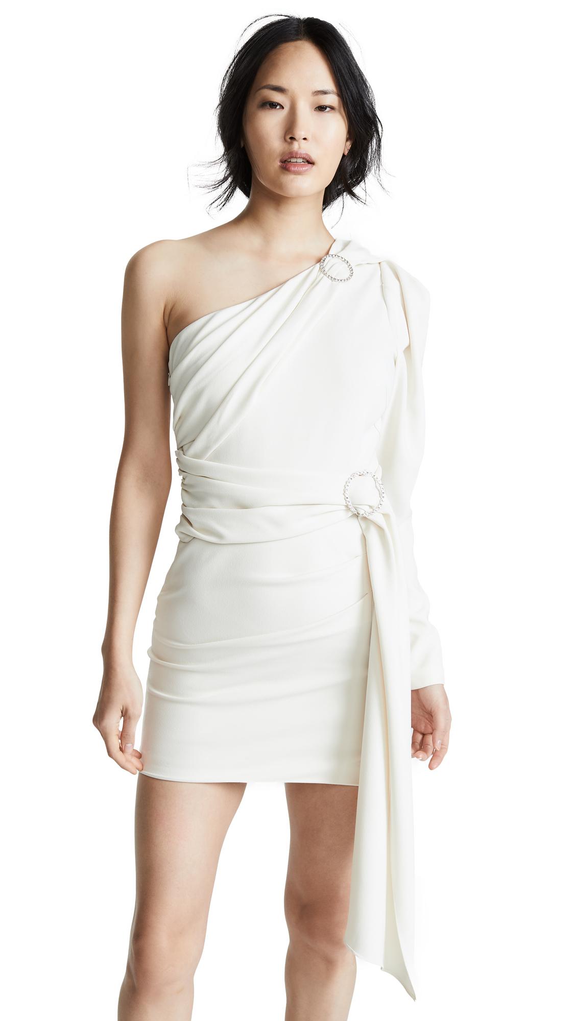 Ronny Kobo Rema Dress - Cream