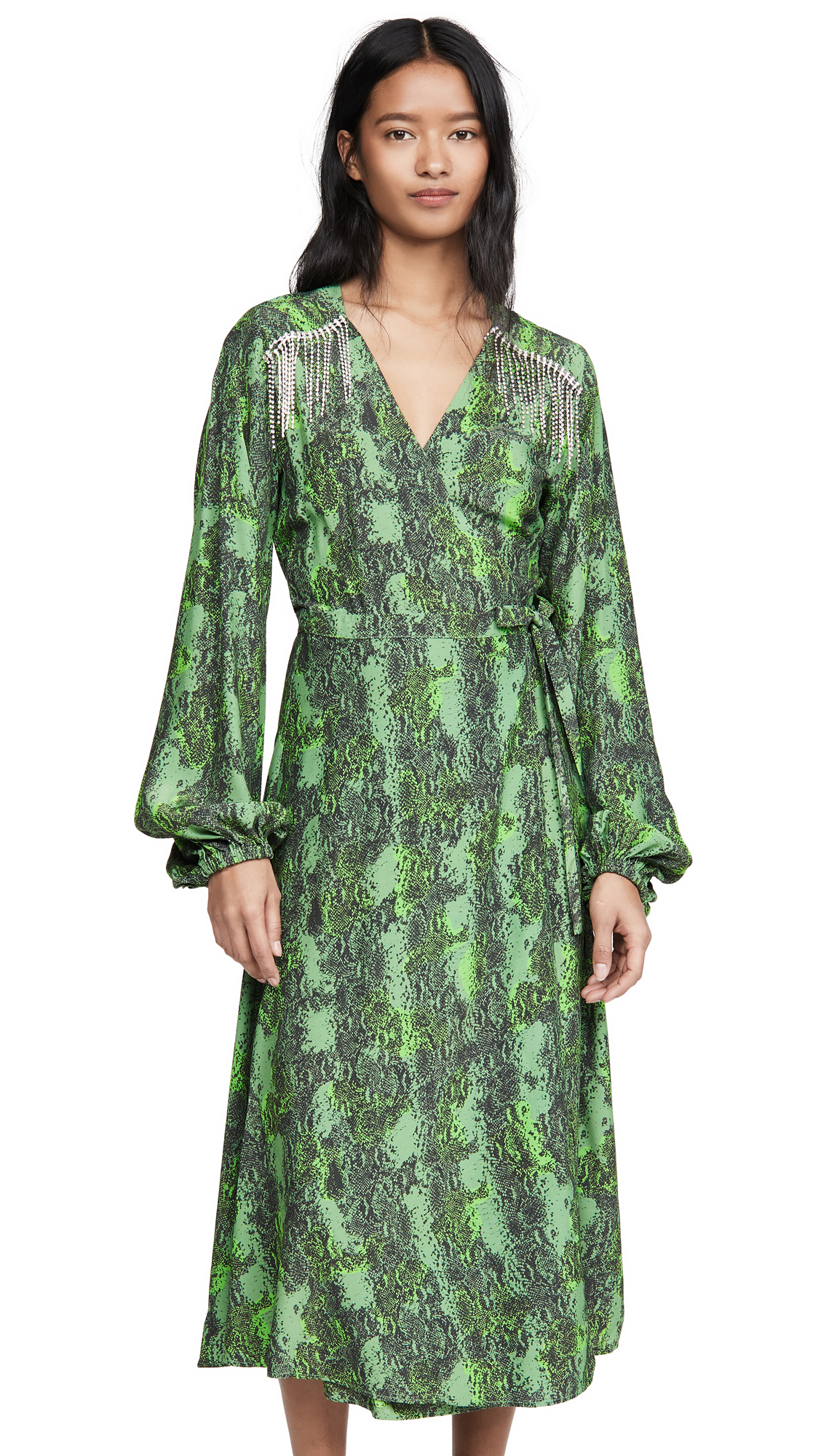 ROTATE Kira Dress - 50% Off Sale