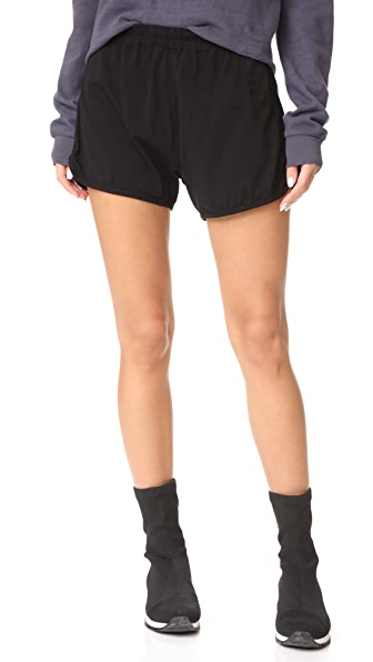 Rick Owens DRKSHDW Shorts - Black