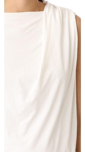 Rick Owens DRKSHDW Sleeveless Toga Tunic