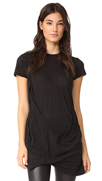 Rick Owens DRKSHDW Level Tee Tunic