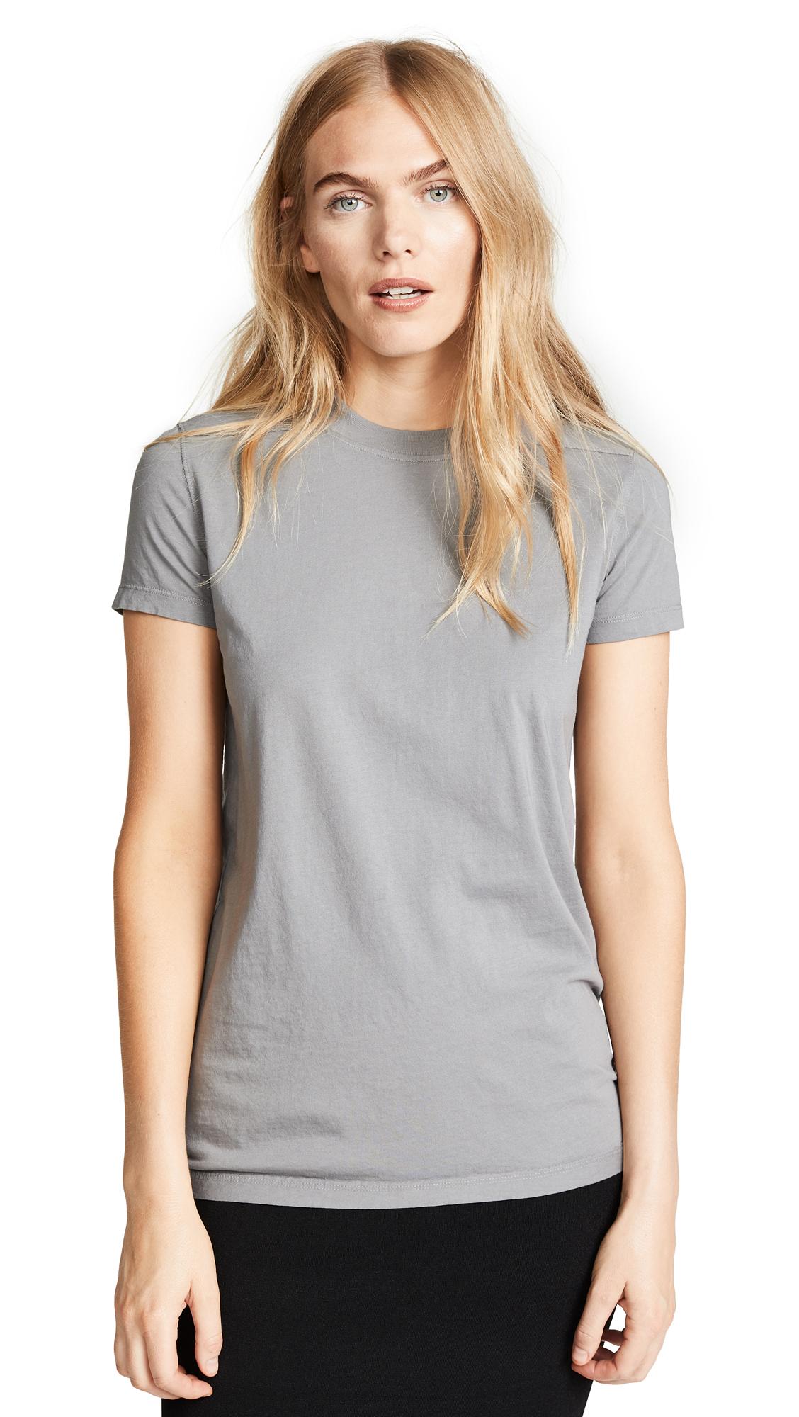 Rick Owens DRKSHDW T-Shirt In Blue