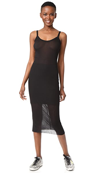Rick Owens Lilies Sleeveless Dress
