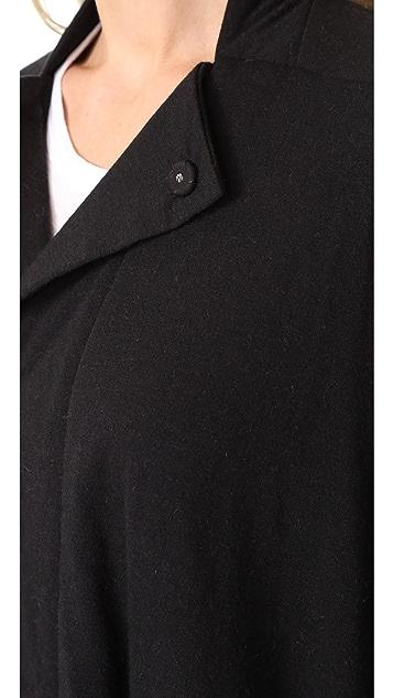 Rick Owens Lilies Long Sleeve Jacket