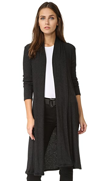 Rachel Pally Sweater Rib Sal Coat